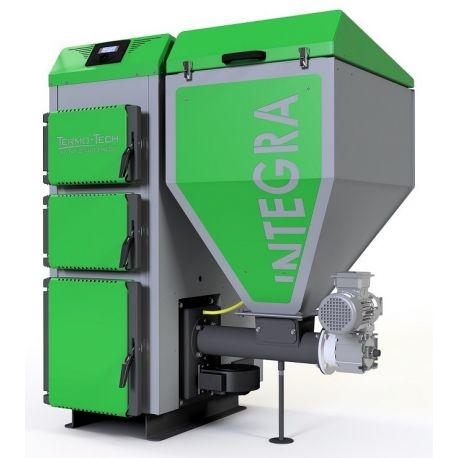 Automatický kotel INTEGRA 18-30kw
