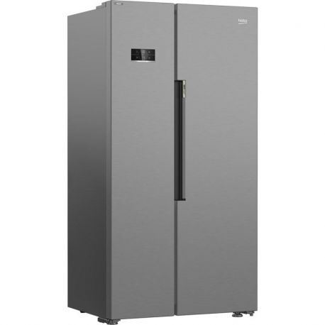 Americká lednice Beko GN163140XBN nerez