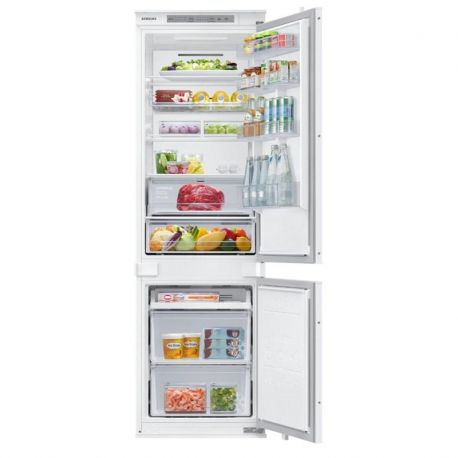 Chladnička s mrazničkou Samsung BRB26605FWW bílé